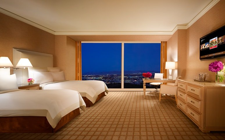 Wynn Tower Suite Two Doubles